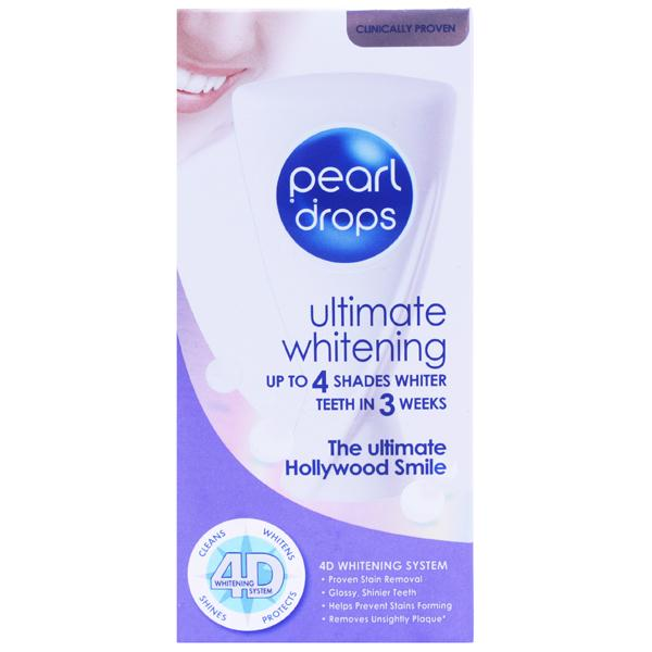 Pearl Drops Hollywood Smile Toothpolish