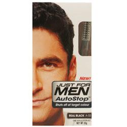 Just For Men A55 AutoStop Real Black