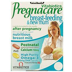 Pregnacare Breast Feeding