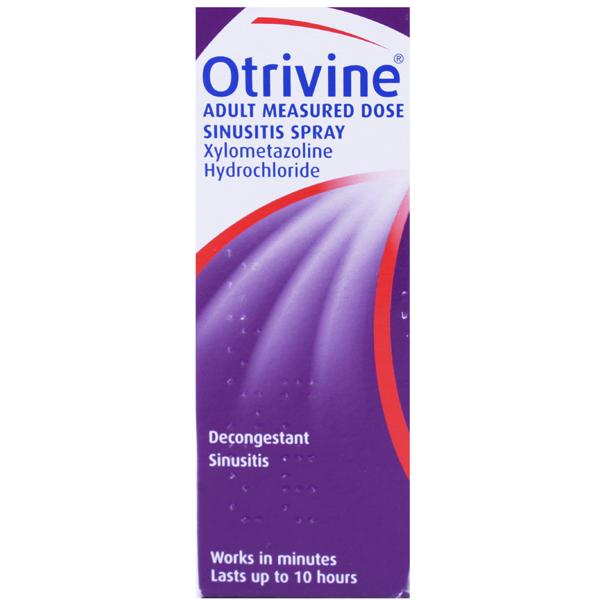Otrivine Sinusitis Spray
