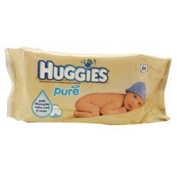 Huggies Pure Wipes