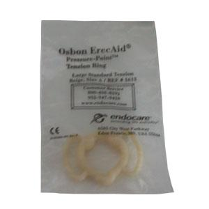 Pressure Point Rings Large Standard Tension Beige (A) For Use With Erecaid Systems