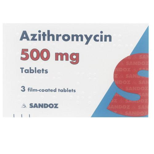 Gonorrhea Azithromycin Doxycyclin