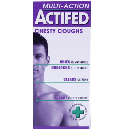 Actifed Chesty Coughs