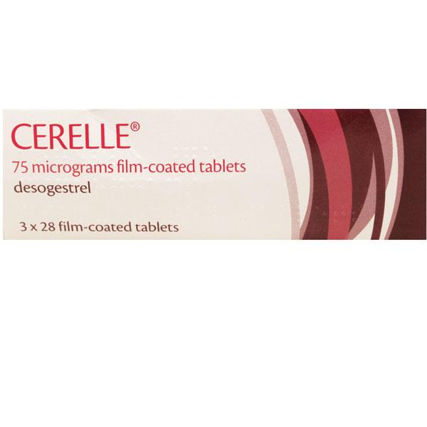 Cerelle 75mg Tablets