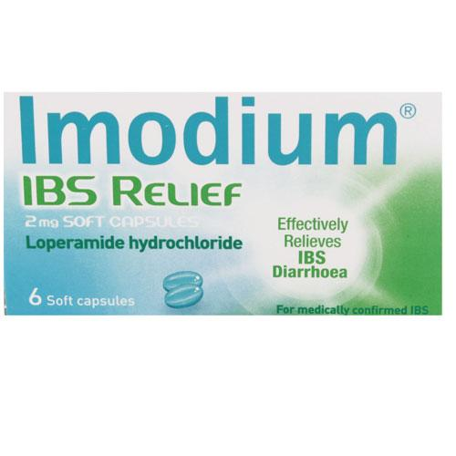 Imodium IBS Relief 6 Capsules