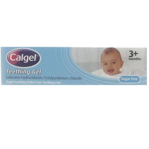 Calgel Calpol Teething Gel