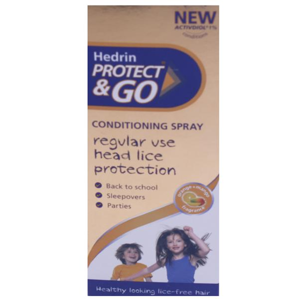 Hedrin Protect & Go Conditioning Spray 200ml