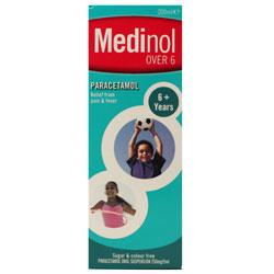 Medinol Over 6 Sugar Free Suspension