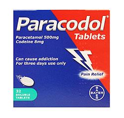 Paracodol Soluble Tablets
