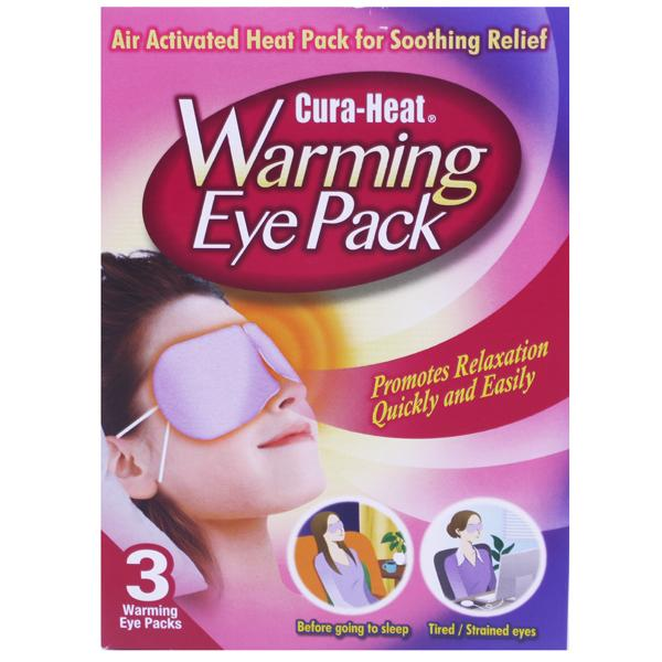 Cura Heat Warming Eye Pack
