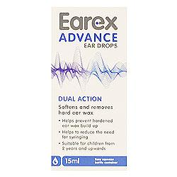 Earex Advance Ear Wax Removal Drops