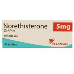 How can i get norethisterone
