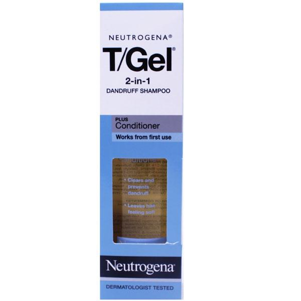 Neutrogena T Gel 2 In 1 Dandruff Shampoo & Conditioner