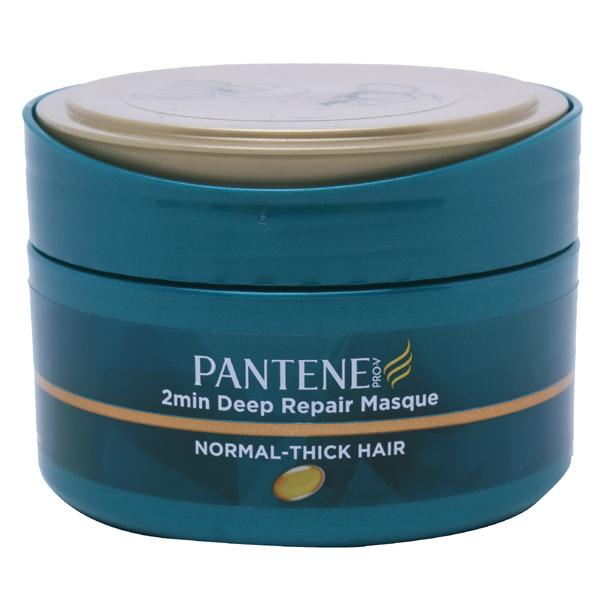 Pantene Pro-V 2 Min Deep Repair Masque. Normal-Thick Hair