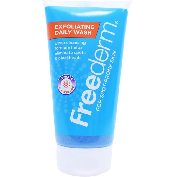 Freederm Exfoliating Facial Wash