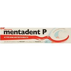 Mentadent P Toothpaste 12 Pack