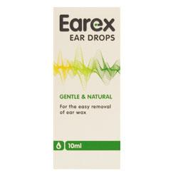 Earex Ear Drops