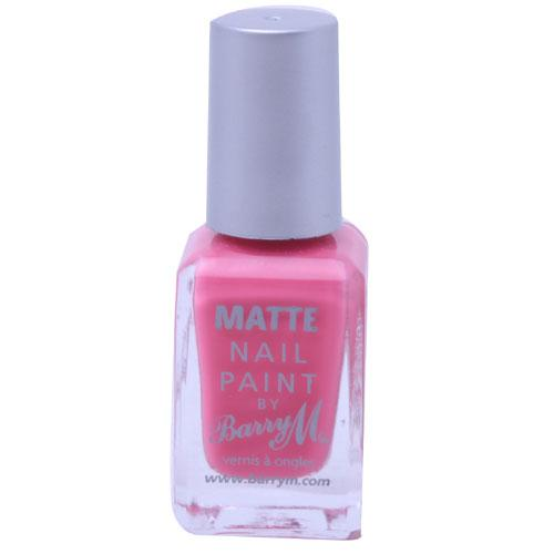Barry M Nail Paint Miami