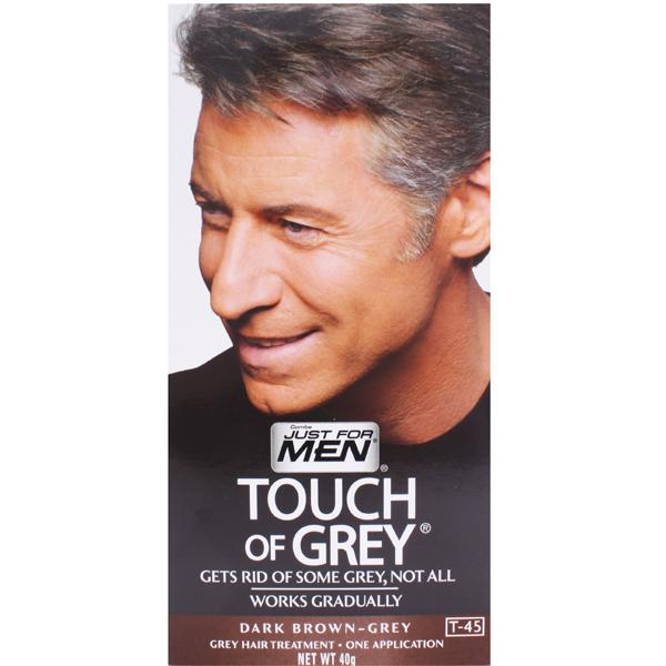 Just For Men T45 Touch Of Grey Dark Brown