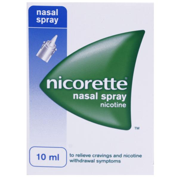 Nicorette Nasal Spray