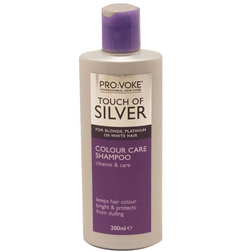 Pro:Voke Touch of Silver Colour Care Shampoo