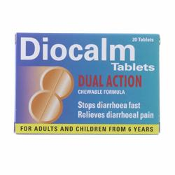 Diocalm Dual Action Tablets