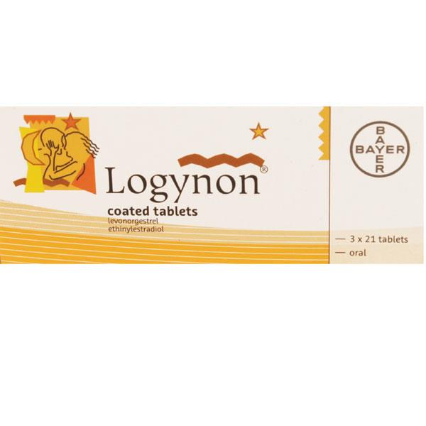 Logynon Coated Tablets