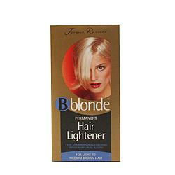 Jerome Russell B Blonde Hair Lightener Light To Medium Brown
