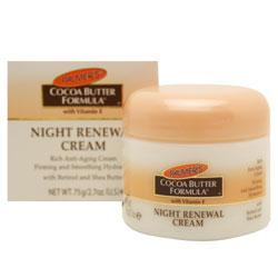 Palmer's Cocoa Butter Night Renewal Cream