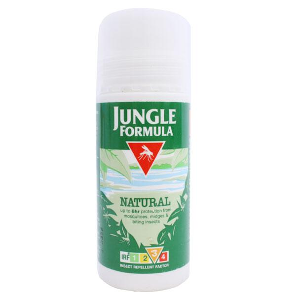 Jungle Formula Natural Roll On
