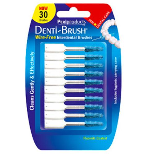 Denti-Brush Wire Free Interdental Brushes