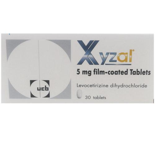 Xyzal - FDA prescribing information, side effects and uses