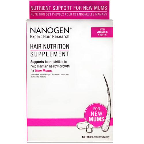 Nanogen Hair Supplement For New Mums