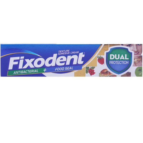 Fixodent Dual Protection Food Seal