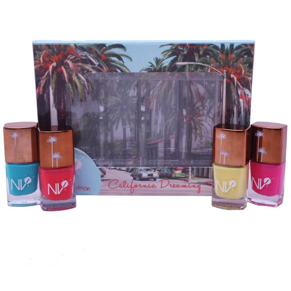 NV California Dreaming Nail Colours