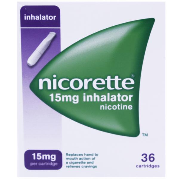 Nicorette 15mg Inhalator