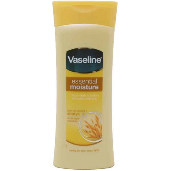Vaseline Essential Moisture Body Lotion