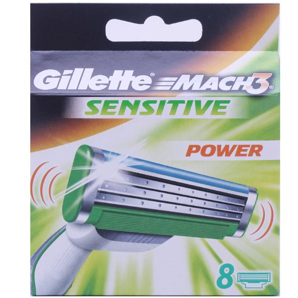 Gillette Mach3 Power Cartridges