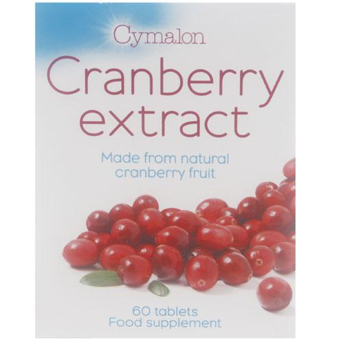 Cymalon Cranberry Extract Tablets