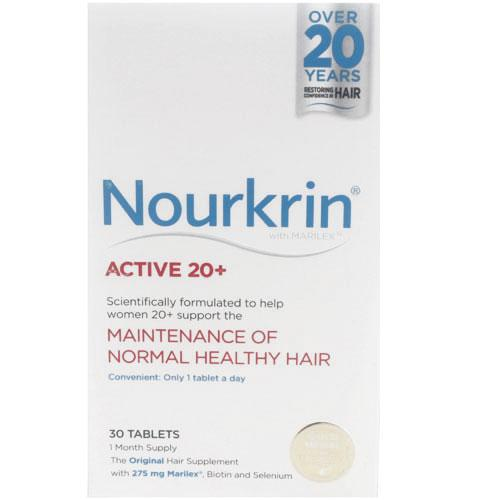Nourkrin Active 20+ Tablets