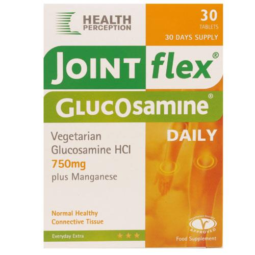 Jointflex Daily Vegetarian Glucosamine 750mg