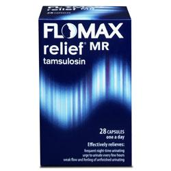 Flomax Relief MR 28 Capsules