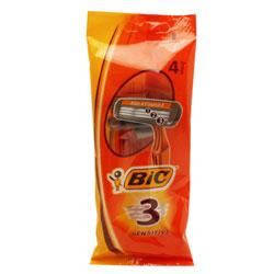 Bic 3 Sensitive Razors