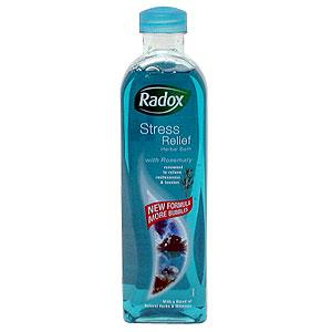 Radox Herbal Bath Stress Relief
