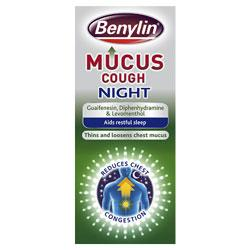 Benylin Mucus Cough Night