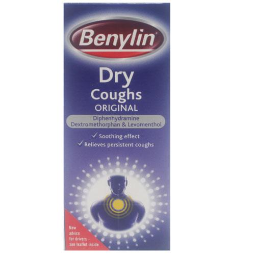 Benylin Dry Coughs