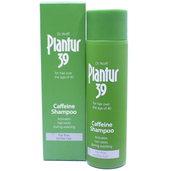 Plantur Caffeine Shampoo For Fine Brittle Hair