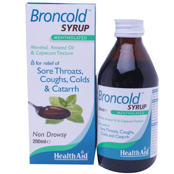 Healthaid Broncold Syrup