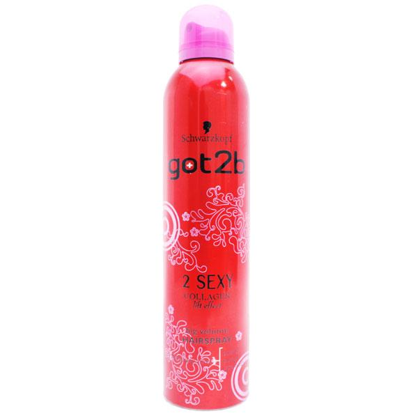 Schwarzkopf got2b 2 Sexy Big Volume Hairspray